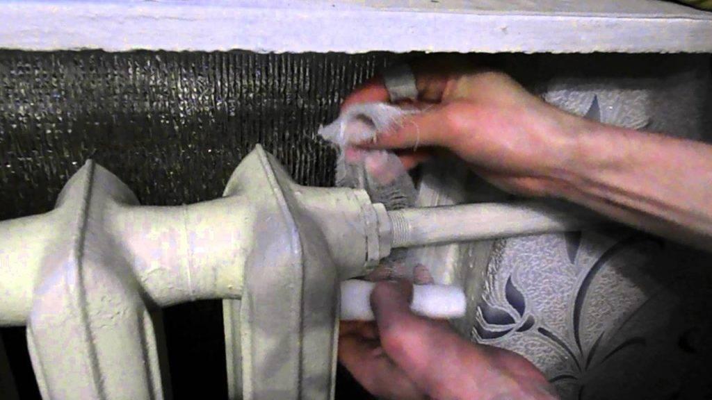 Холодная сварка для батарей отопления – методы использования для оперативной заделки течи - pechiexpert