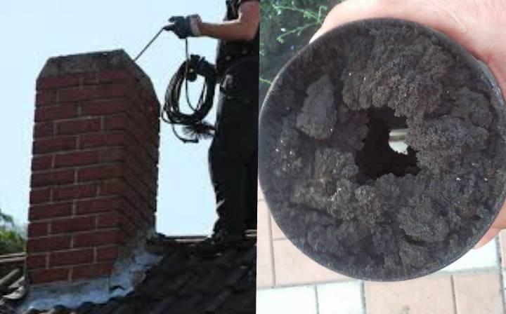Как почистить дымоход в печи частного дома – самое полное руководство