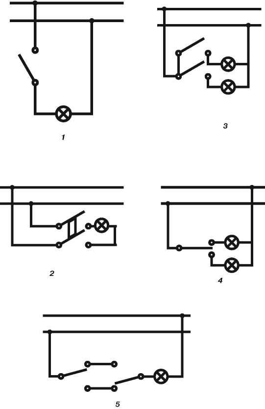 Выключатель трехполюсный с электромагнитным расцепителем