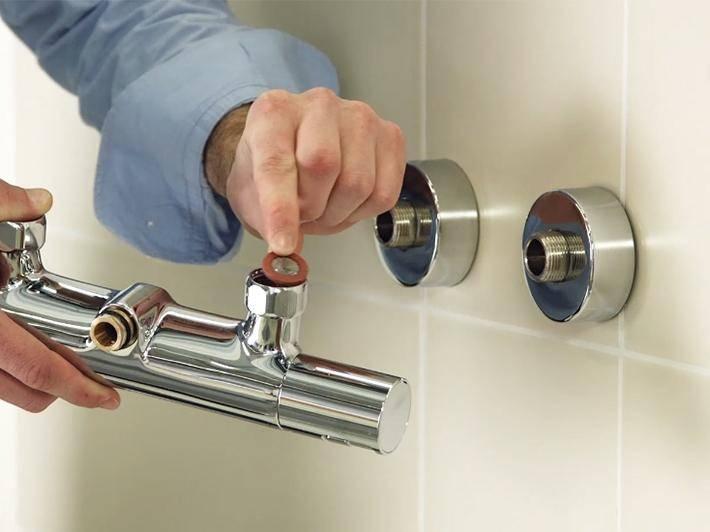 Поэтапная инструкция, как поменять смеситель в ванной своими руками