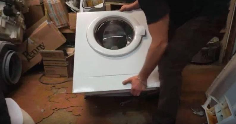Поломка стиральной машины: частые причины неисправностей и способы их устранения