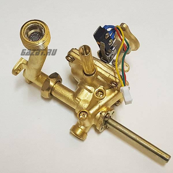 Водяной узел газовой колонки: устройство, принцип работы, поломки