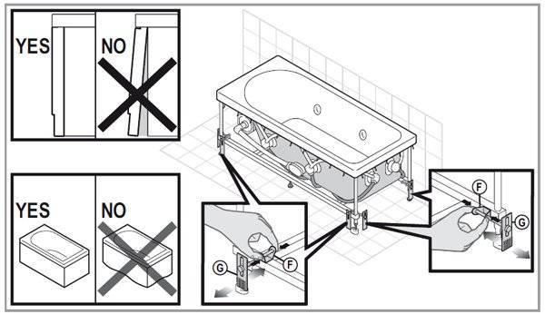 Установка джакузи на улице или дома: инструкция   pemoht bcem!