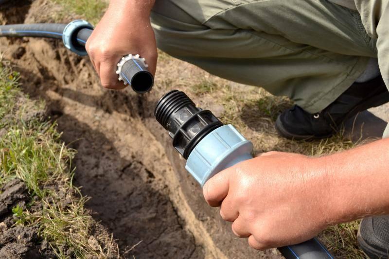Система полива на даче из пластиковых труб своими руками: пошаговая инструкция +видео