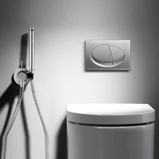 Выбираем гигиенический душ для унитаза со смесителем: обзор моделей и инструкция по установке