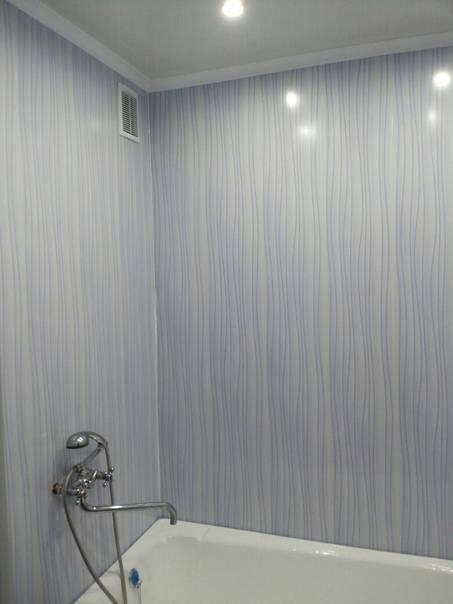 Отзывы о пластиковых панелях для отделки ванной комнаты