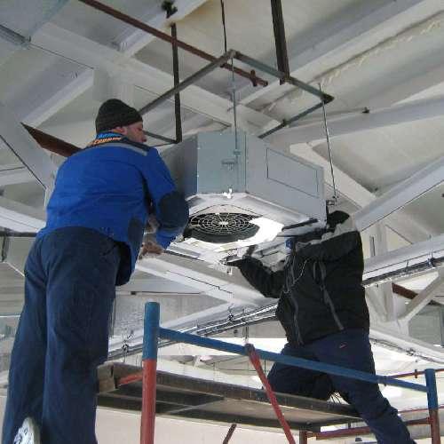 Восстановление вентиляции: причины снижения эффективности и восстановление воздуховодов