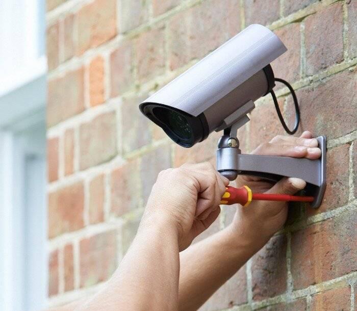 Как подключить камеру видеонаблюдения: схема установки и принципы настройки