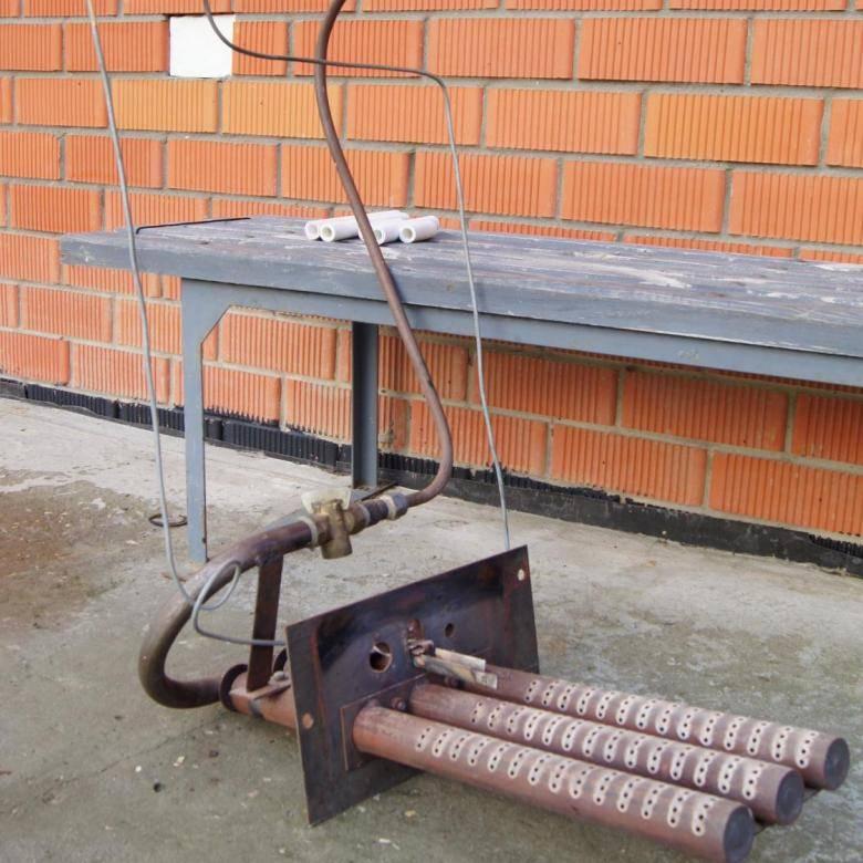 Как сделать газовый котел своими руками?