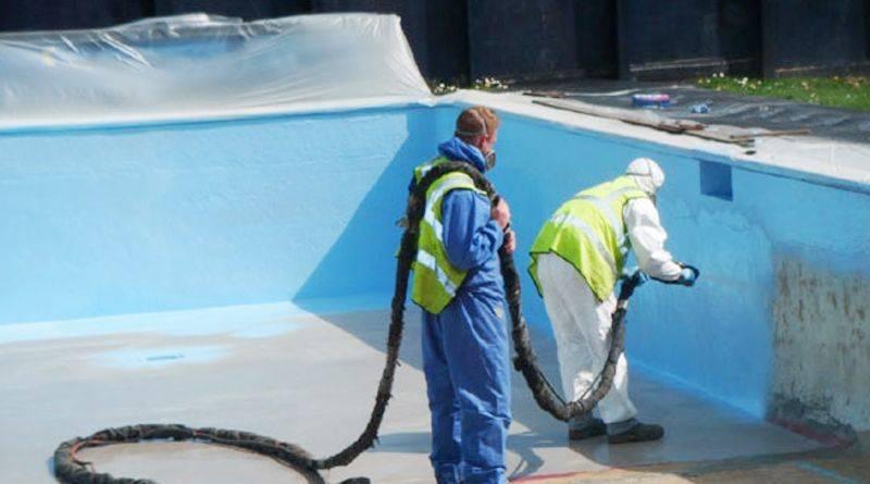Материалы для гидроизоляции бассейнов: изнутри, снаружи и под плитку
