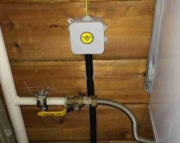 Заземление газового котла в частном доме: устройство, требования -
