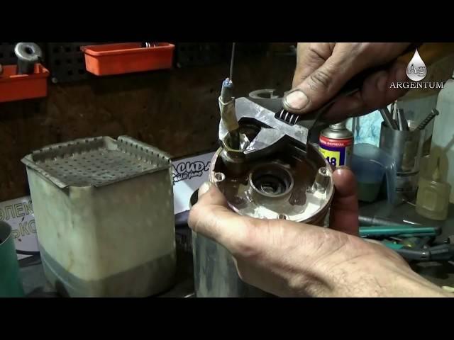 Насос «водолей» ремонт своими руками: инструкция