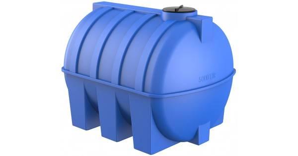 Пластиковые емкости для воды: описание основных разновидностей + советы по выбору пластикового бака | отделка в доме