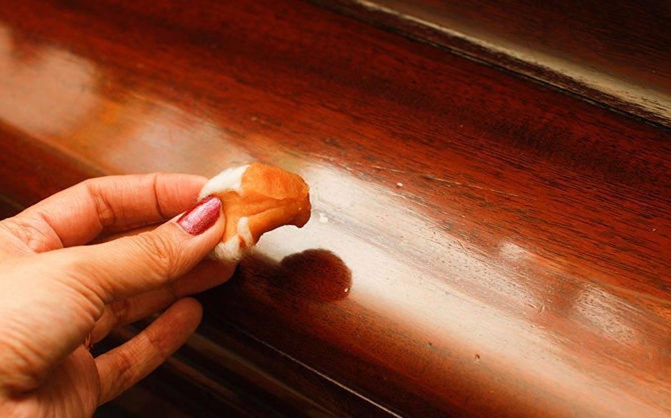 Восковой карандаш для мебели от царапин, чем замазать и как убрать царапины на деревянных полированных дверях