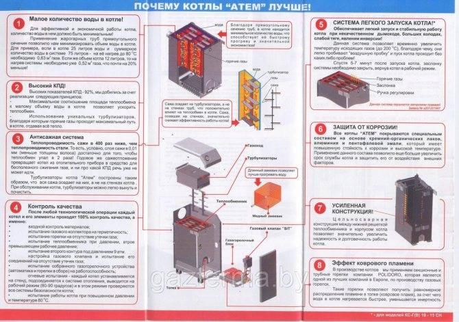 Газовые котлы - как выключить газовый котел на консервацию: способы, подро