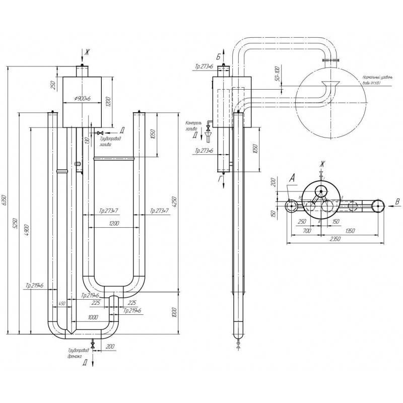 Гидрозатвор для канализации: что это такое и как соорудить оборудование на колодце своими руками