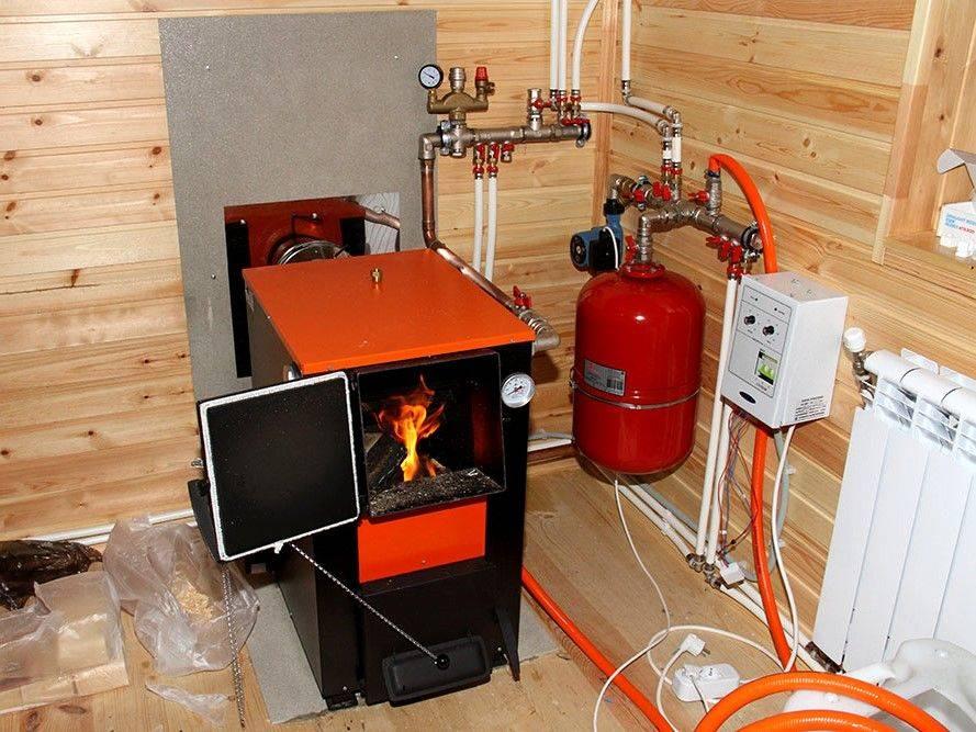 Альтернативные отопление загородного дома: обзор и сравнение вариантов