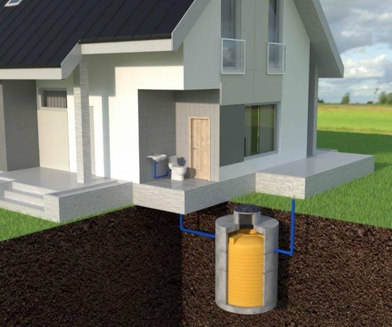 Топ-11 септиков для дома с высоким уровнем грунтовых вод - рейтинг и какой выбрать