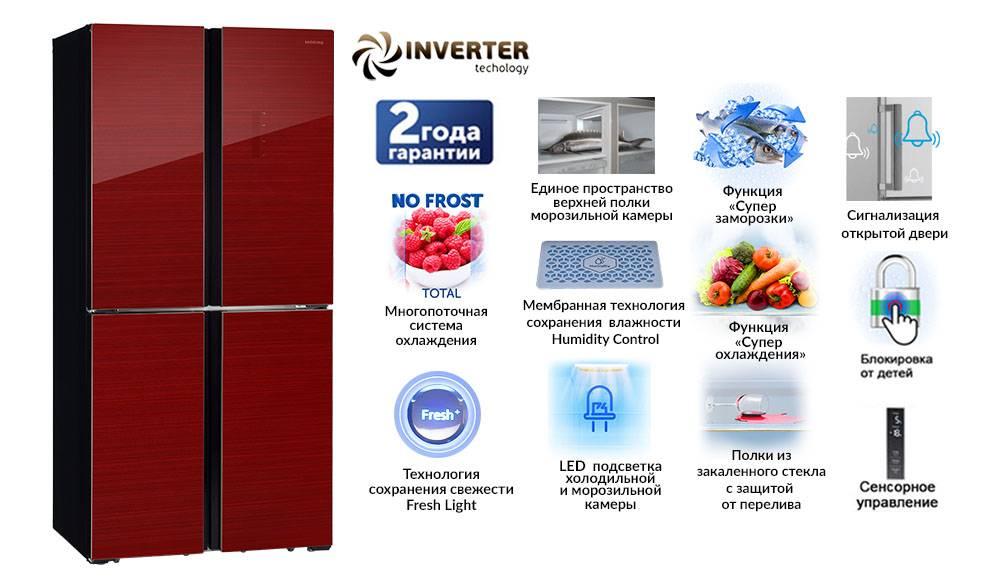 Инверторный холодильник, что это такое?