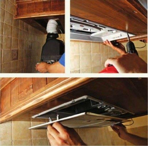 Жироулавливающий фильтр для вытяжки: способы очистки