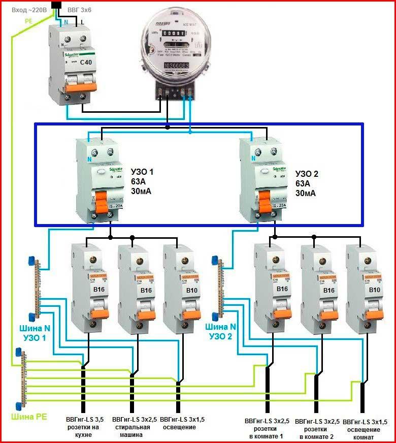 Все нюансы установки и подключения выключателей своими руками - схемы