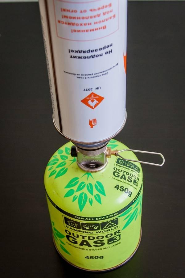 Газовые горелки на баллончик — разновидности и принцип работы + нюансы выбора и использования