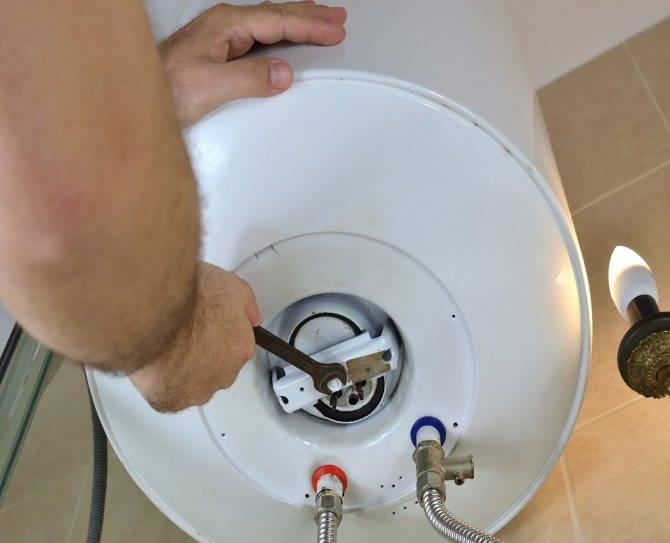 Ремонт водонагревателя своими руками — замена тэна и других деталей