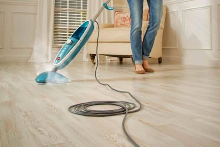 Всего 7 правил быстрого и качественного мытья полов в квартире