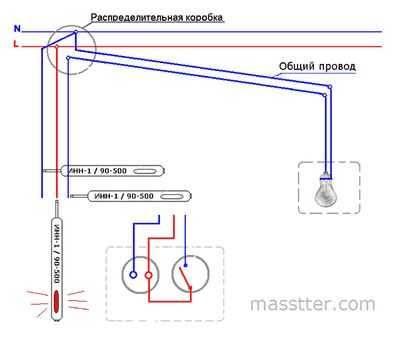 Розетка с выключателями в одном корпусе – установка и подключение