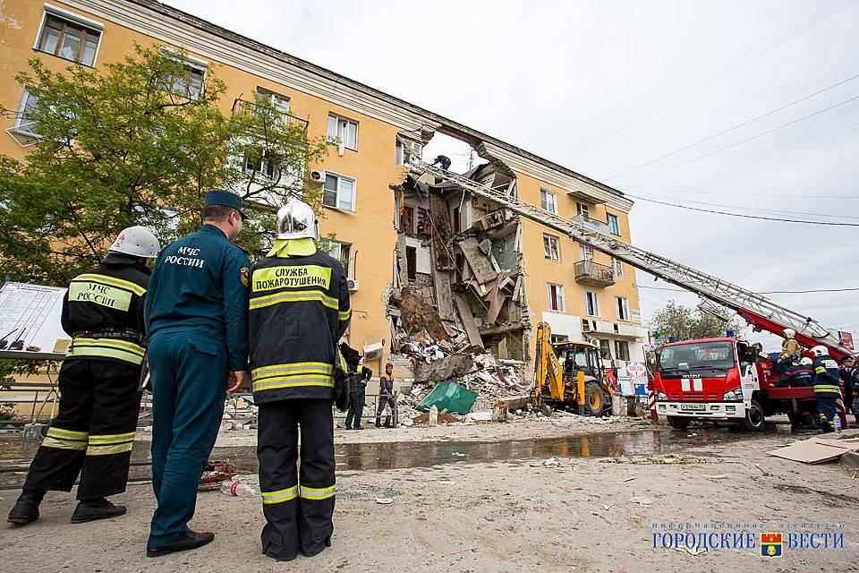 Электричество и воду начали подключать в пострадавшем от взрыва доме в Ижевске