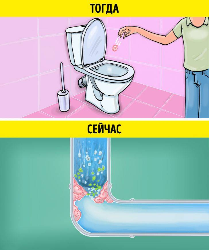 10 ошибок, которые вы совершаете в туалете ежедневно :: инфониак