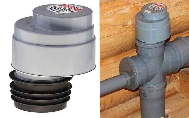 Для чего нужен вакуумный клапан канализации — принцип работы и установка