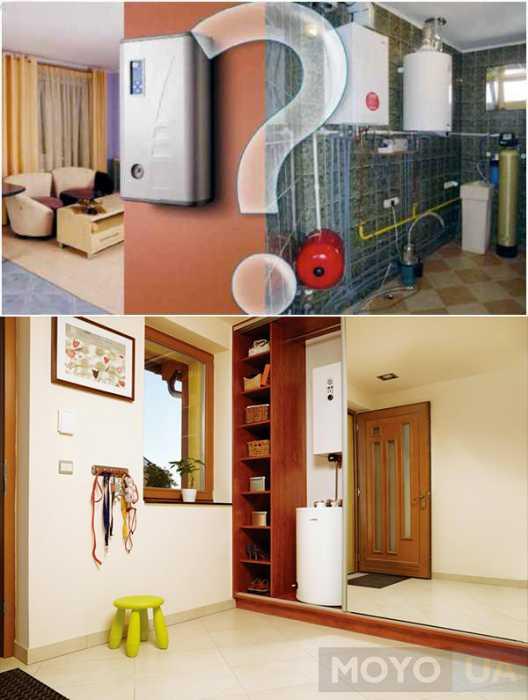 Электрическое отопление в сравнении с газовым