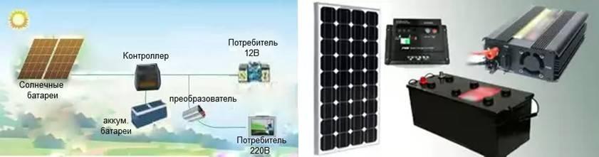 Аккумулятор для солнечных батарей: какой лучше выбрать