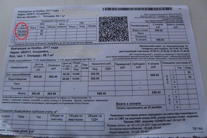 Алгоритм оплаты за воду через сбербанк онлайн