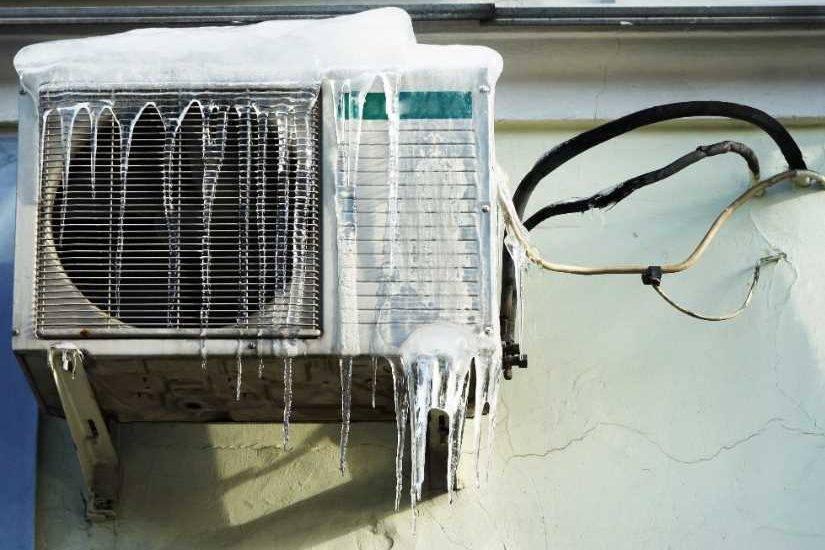 Можно ли использовать кондиционер для обогрева при морозе и как его подготовить для этой работы?