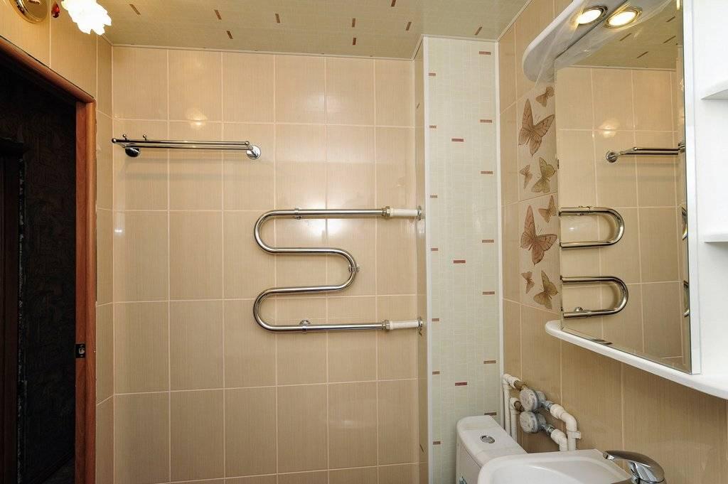 Делаем короб в ванной и туалете чтобы скрыть трубы
