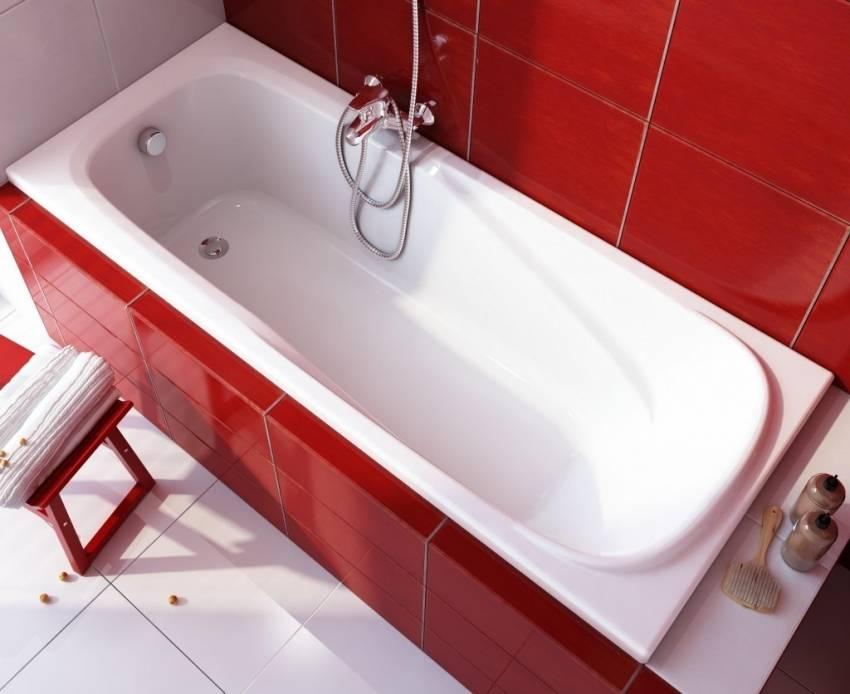 11 лучших акриловых ванн – рейтинг 2021 года