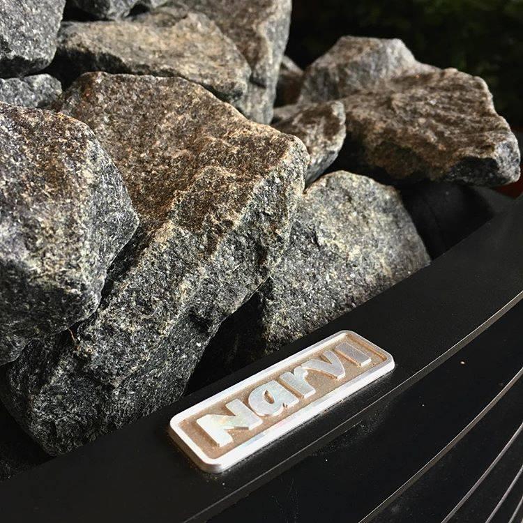 Правила и нюансы выбора камней для бани