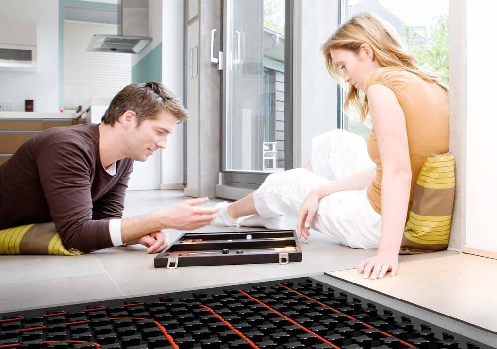 Какой теплый пол выбрать: лучшие фирмы + советы по выбору