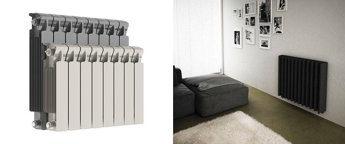 Выбираем радиатор отопления для частного дома или квартиры? советы +видео