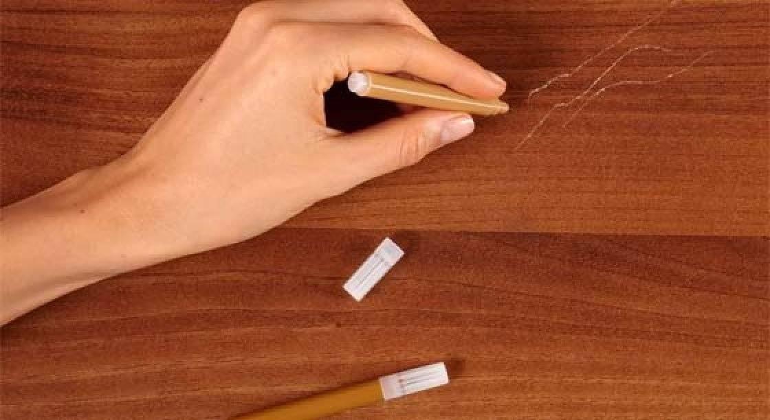7 способов удалить царапины с мебели