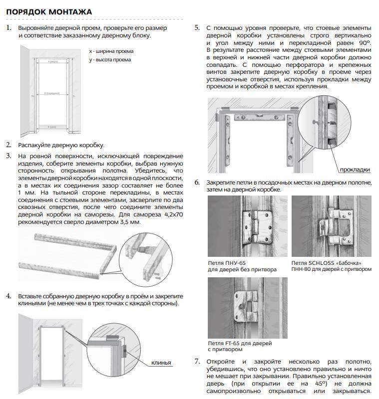 Установка защелки в межкомнатную дверь своими руками: как врезать механизм