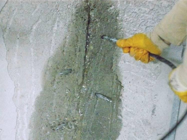 Ремонт бетона. материалы и технологии - статьи компании олимп плюс