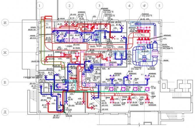 Проектирование вентиляции без посредников