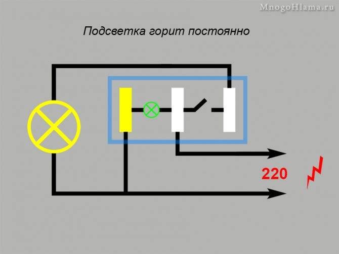 Выключатель с подсветкой: как подключить по схеме, устройство, как отключить индикатор и прочее выключатель с подсветкой: как подключить по схеме, устройство, как отключить индикатор и прочее