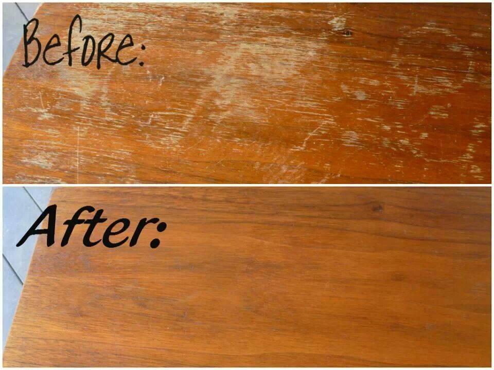 Как убрать царапины с мебели: 6 народных методов и 4 специальных средства