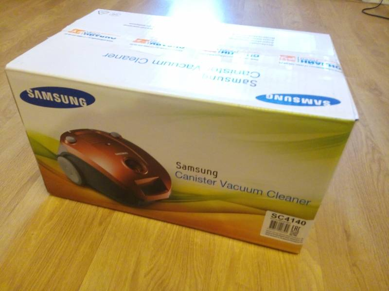 Обзор пылесоса Samsung SC5241: стоящий девайс за эти деньги