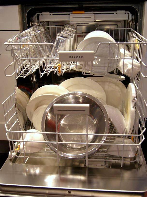 Как работает посудомоечная машина?