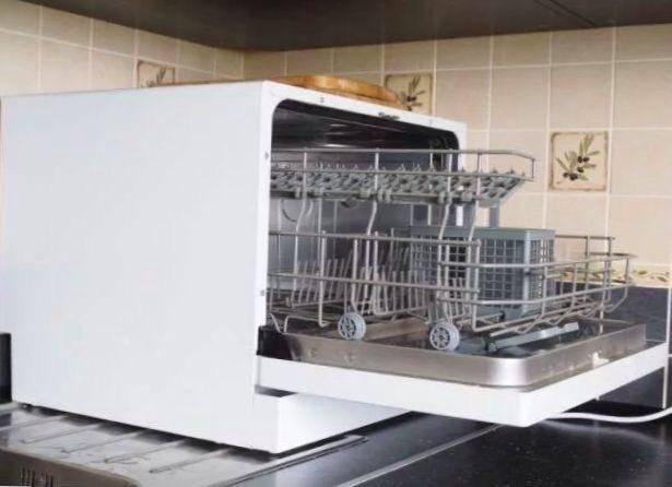 Топ-15 лучших настольных посудомоечных машин2021 года